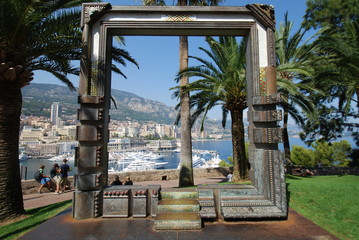 Monte-Carlo; palm tree; arecales; tree; plant