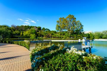 Parque de la Paloma, Benalmadena, Andalusia, Spain