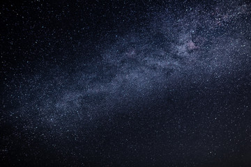 積丹 夜空の星