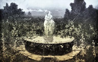 In den Gärten des Alcazar