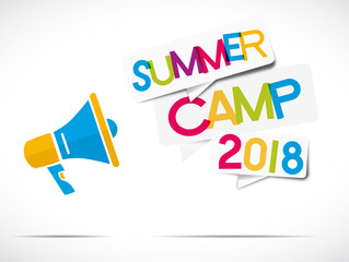 mégaphone : summer camp 2018
