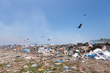 Global pollution problem in the world