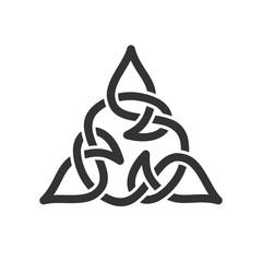 triangle logo. vector eps 08.