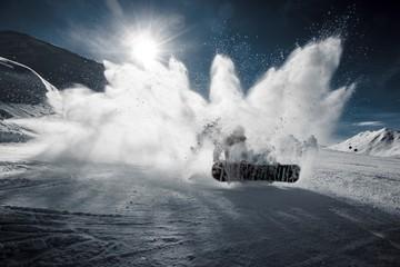 Snow, Snowboard, Snowboarding, Winter, Sport, Freerider, Adventure, Alp, Cold, Motion, Movement, Action, Wallpaper