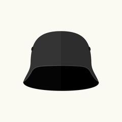 nazi helmet logo. icon. symbol. vector eps 08.