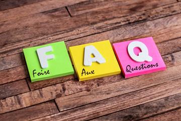 trousseau de clés : FAQ (foire aux questions)
