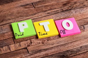trousseau de clés : PTO