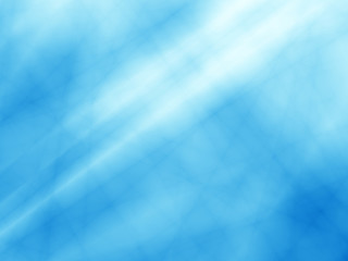 Blue sky abstract bright line modern background