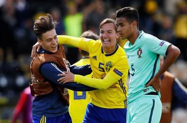 UEFA European Under-17 Championship - Group B - Norway v Slovenia