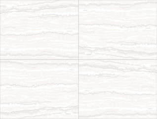 Texture of marble tiles
