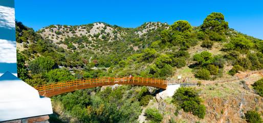 Acequia de las Angosturas, Benahavis, Andalusia, Spain