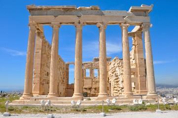 Erechtheion, athènes, Grèce