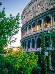 Collossium in Rome, Italy
