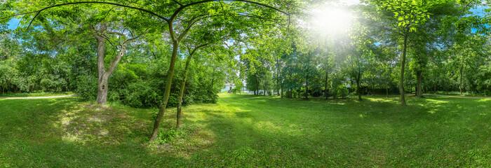 360 Grad Stadtpark Dirmstein