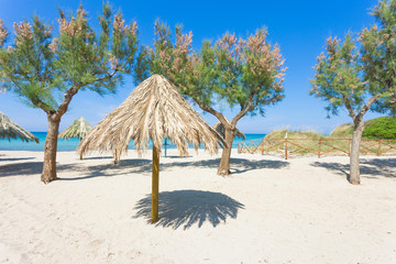 Spiaggia Terme, Apulia - Enjoying the silence at the beach of Spiaggia Terme