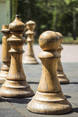 great chess on the street