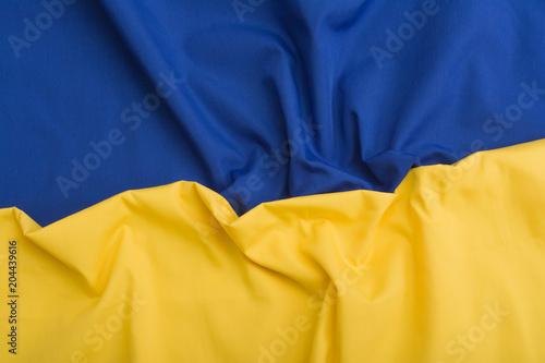 Ukrainian Flag Ukrainian Symbol Design For Background Blue And