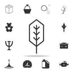 feather icon. Detailed set of web icons and signs. Premium graphic design. One of the collection icons for websites, web design, mobile app