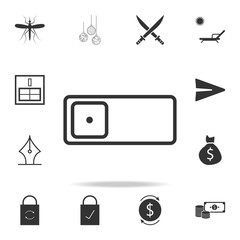 Phone camera icon. Detailed set of web icons and signs. Premium graphic design. One of the collection icons for websites, web design, mobile app