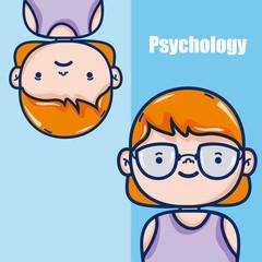 Childrens psychology cartoons