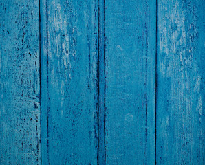 blue wood background, abstract dark blue color background, old wood