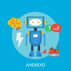 Android Conceptual Design