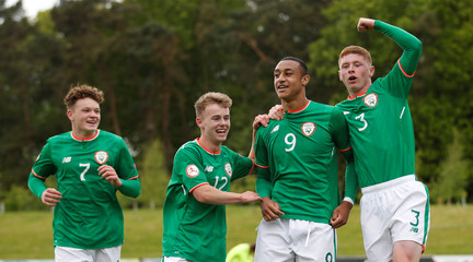 UEFA European Under-17 Championship - Bosnia and Herzegovina vs Republic of Ireland