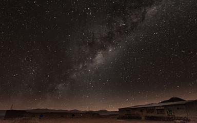 Nuit étoilé - Sud Lipez - Bolivie