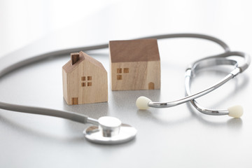 聴診器 住宅