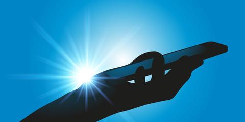 smartphone - sms - communication - message, connexion - réseau - téléphone portable,