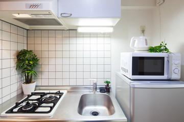 日本のキッチン
