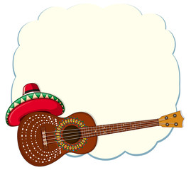 Mexican Style Classical Guitar Template