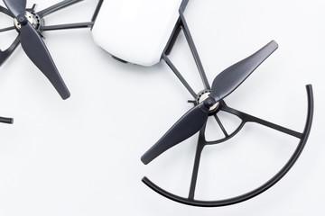 hélices de mini dron