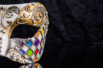 picture of carnival mask