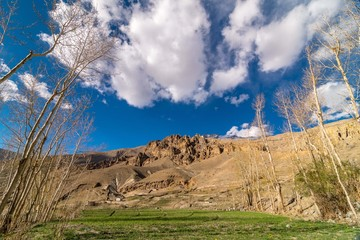 Amazing view in Spiti