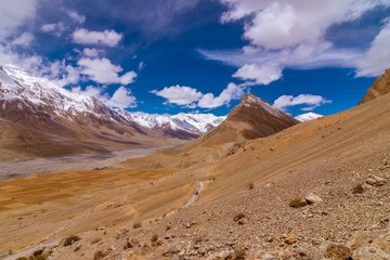 Amazing Natural Landscape in Spiti Valley - Himachal