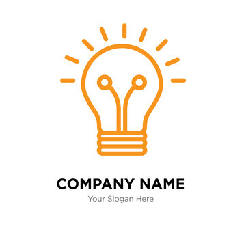 smarter company logo design template, colorful vector icon for your business, brand sign and symbol