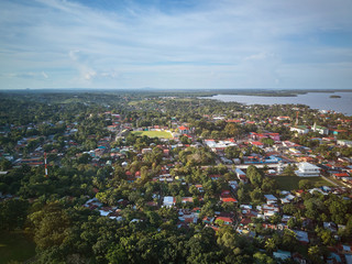 Bluefields nicaragua city in caribbean side