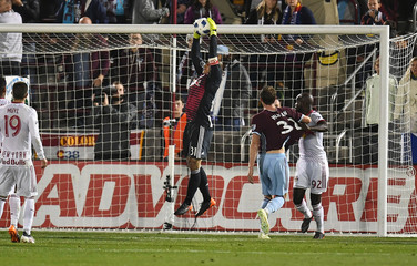 MLS: New York Red Bulls at Colorado Rapids