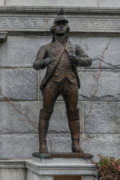 Trenton Battle Monument - Trenton, New Jersey