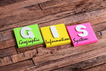 post-it acronym : GIS