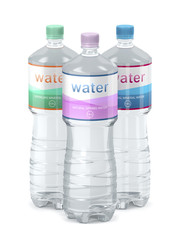 Sparkling, spring and mineral water