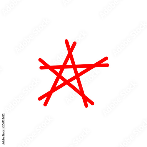 star icon  star logo  star symbol  star template ready for