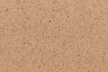 High resolution photograph of recycle paper light brown coarse grain grunge texture sample