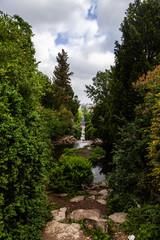Viktoriapark in Berlin-Kreuzberg