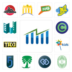 Set of free stock, celtic tree life, double d, saudi palm, jf, kids channel, taksi, copyright free, construction icons