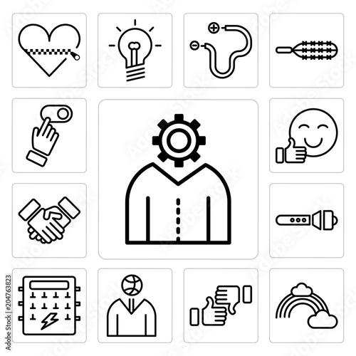 Fuse Box Icons