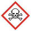 GHS Symbol Giftig nach REACH Verordnung