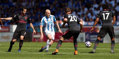 Premier League - Huddersfield Town vs Arsenal