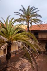 Historusches Herrenhaus in La Olivia auf Fuerteventura